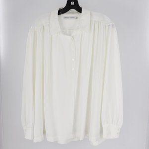 $185 RETAIL Rebecca Minkoff Women's Button Up M